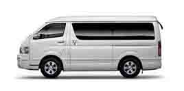 Phuket Transfer by Family Van